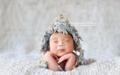 Baby J I Newborn Photographer Sydney